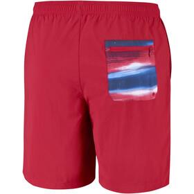 Columbia Roatan Drifter Shorts de bain Homme, mountain red